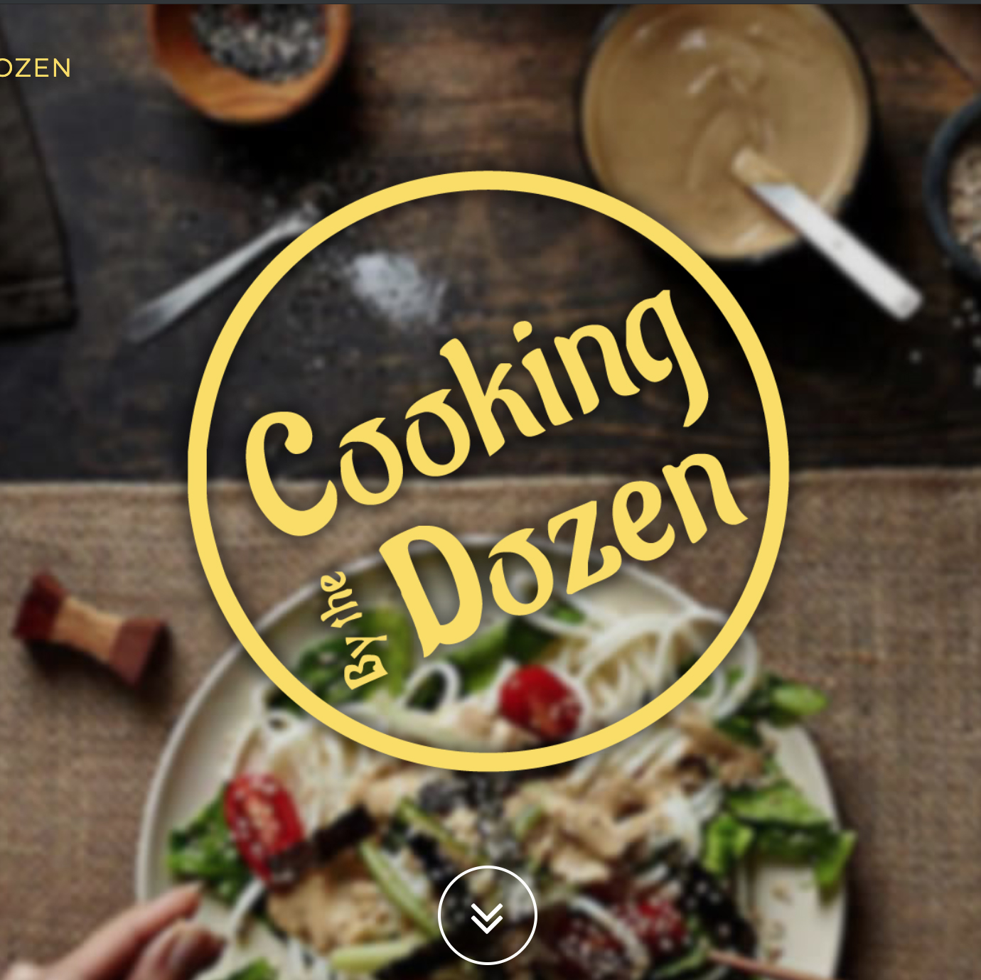 Cooking by the Dozen